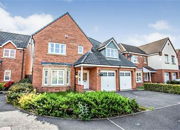 Thumbnail 4 bed detached house for sale in Harrow Place, Leicester