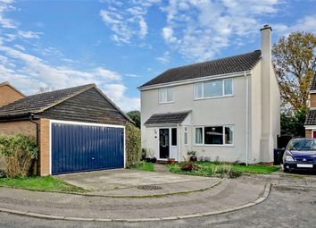 Thumbnail 4 bedroom detached house for sale in Little Paxton, St Neots, Cambridgeshire