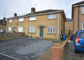 Thumbnail 4 bed semi-detached house for sale in Clyde Road, Poole