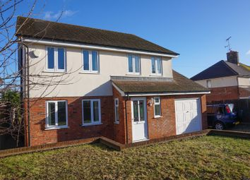 Thumbnail 4 bed detached house for sale in Bishopstone Road, Aylesbury