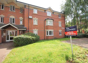 Thumbnail 1 bedroom flat for sale in Hamilton Court, Trafalgar Road, Moseley