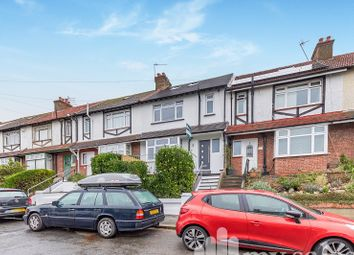 Thumbnail 5 bed terraced house for sale in Barnett Road, Brighton, East Sussex.
