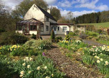 Thumbnail 3 bed detached house for sale in Glencrosh, Moniaive