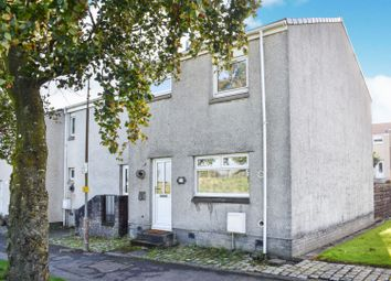 Thumbnail 3 bed end terrace house for sale in Harburn Drive, West Calder