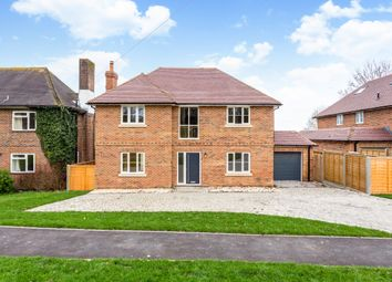 Thumbnail 5 bedroom detached house to rent in West Road, Barton Stacey, Winchester