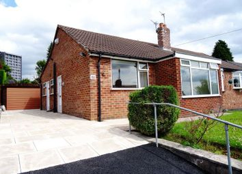 Thumbnail 2 bed semi-detached bungalow for sale in Spinney Mead, Macclesfield