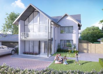 Thumbnail 4 bed detached house for sale in London Road, Bishop's Stortford