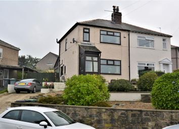 Thumbnail 2 bedroom semi-detached house for sale in Lindley Avenue, Huddersfield