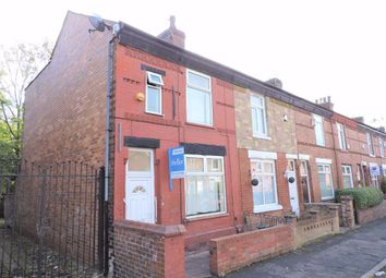 Thumbnail 3 bed end terrace house for sale in Guildford Road, Levenshulme, Manchester