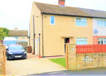 Thumbnail 3 bed semi-detached house for sale in Orchard Head Crescent, Pontefract