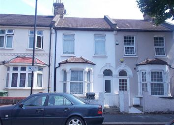 Thumbnail 3 bed terraced house for sale in St. Bernards Road, East Ham, London