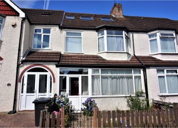 Thumbnail 5 bed terraced house for sale in Cobden Road, South Norwood