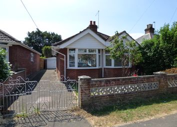 Thumbnail 2 bed detached bungalow for sale in Stanley Road, Totton