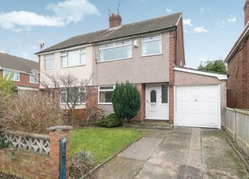 Thumbnail 4 bed semi-detached house for sale in Ash Road, Bebington, Wirral
