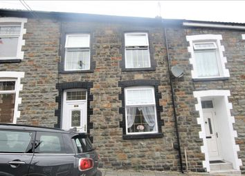 Thumbnail 3 bed terraced house for sale in Charles Street, Tonypandy