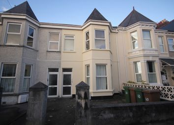 Thumbnail 2 bed flat to rent in Gifford Terrace Road, Mutley, Plymouth