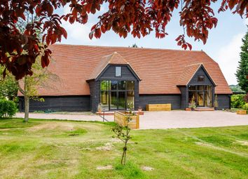 Thumbnail 6 bed detached house for sale in The Barn, Great Sampford, Saffron Walden