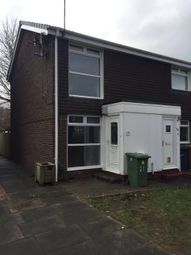 Thumbnail 2 bedroom flat to rent in Morval Close, Sunderland