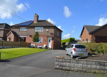 Thumbnail 3 bed semi-detached house for sale in High Street, Ipstones, Stoke-On-Trent