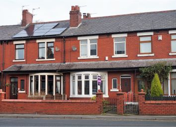 Thumbnail 3 bed terraced house for sale in Watkin Lane, Preston