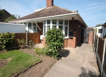 Thumbnail 2 bedroom semi-detached bungalow to rent in Western Road, Gorleston, Great Yarmouth