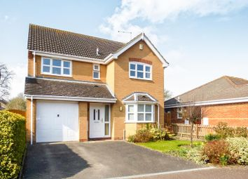 Thumbnail 4 bedroom detached house for sale in The Maltings, Sawtry, Huntingdon, Cambridgeshire