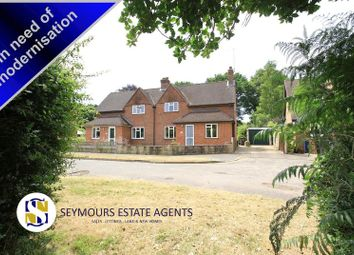 Thumbnail 2 bed semi-detached house for sale in Lords Hill Common, Shamley Green, Guildford