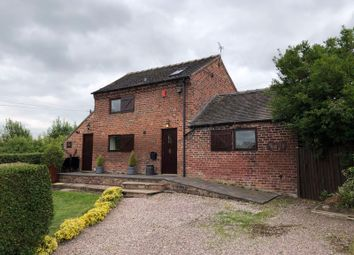 Thumbnail 2 bed detached house to rent in Watery Lane, Astbury, Congleton