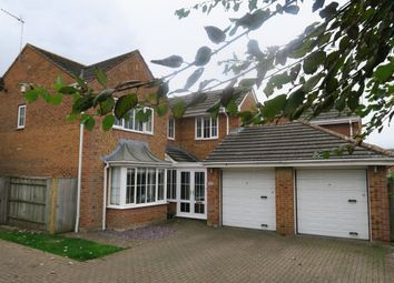 Thumbnail 4 bed detached house for sale in Petter Close, Swindon
