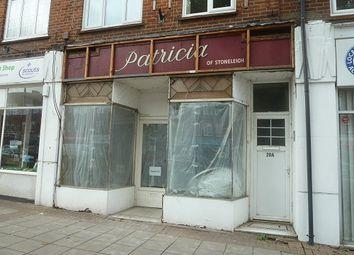 Thumbnail Retail premises to let in Stoneleigh Broadway, Epsom