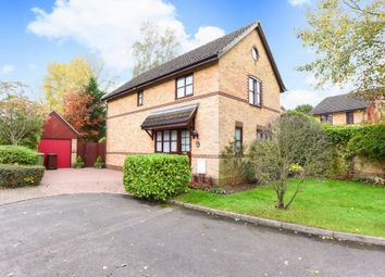 Thumbnail 4 bed detached house for sale in Newton Road, North Farnborough