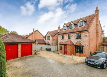 Thumbnail 5 bedroom detached house for sale in Wellsummer Grove, Shenley Brook End, Milton Keynes, Bucks