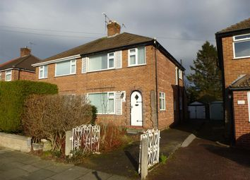 Thumbnail 3 bed semi-detached house for sale in Girtrell Road, Upton, Wirral