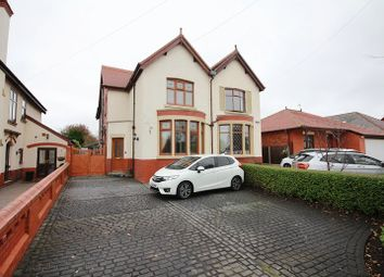 Thumbnail 3 bed semi-detached house for sale in 126 Bispham Road, Blackpool