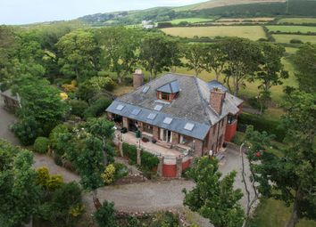 Thumbnail 4 bed detached house for sale in Ballagyr Lane, Peel, Isle Of Man