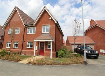 Thumbnail 4 bed semi-detached house to rent in Augustus Close, Tadpole Garden Village, Swindon