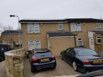 Thumbnail 3 bed terraced house for sale in Tichborne Road West, Bradford, West Yorkshire