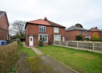 Thumbnail 2 bed semi-detached house for sale in Melton Road, Sprotbrough, Doncaster