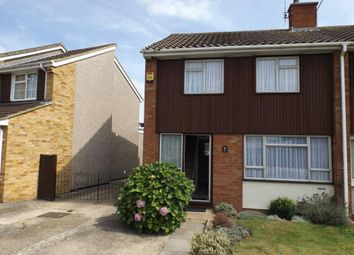 Thumbnail 3 bedroom semi-detached house to rent in Windrush Avenue, Langley, Slough