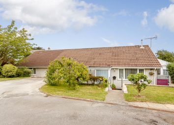 Thumbnail 4 bed bungalow for sale in Edgcumbe Green, St Austell, Cornwall