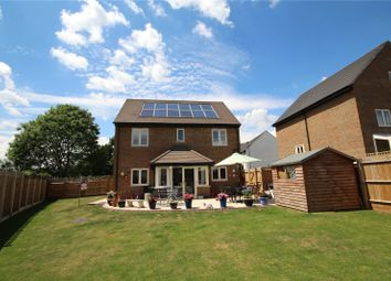Thumbnail 4 bed detached house for sale in Hill View Drive, The Brackens, Welling, Kent