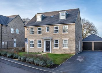 Thumbnail 5 bed detached house for sale in St Matthews Close, Lightcliffe, Halifax, West Yorkshire