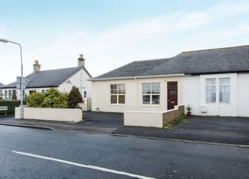 Thumbnail 1 bed semi-detached bungalow for sale in Shaw Road, Prestwick