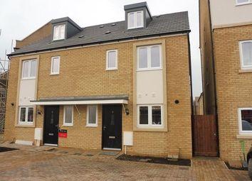 Thumbnail 3 bedroom property to rent in Kite Way, Hampton Vale, Peterborough
