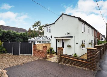 Thumbnail 3 bed semi-detached house for sale in Coggeshall Road, Marks Tey, Colchester