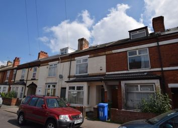 Thumbnail 3 bedroom terraced house to rent in Burns Street, Mansfield