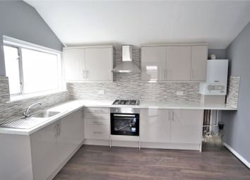 Thumbnail 2 bed flat to rent in Kitchener Road, Rochester, Kent