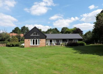 Thumbnail 5 bedroom detached bungalow for sale in School Lane, Bromeswell, Woodbridge