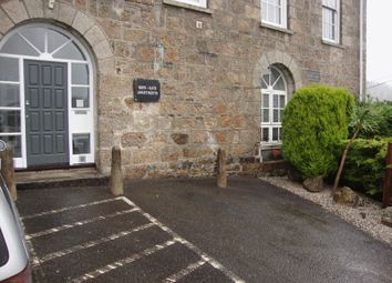 Thumbnail 2 bed flat to rent in Fore Street, St. Blazey, Par