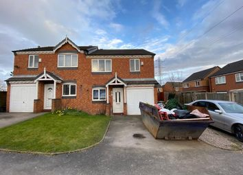 Thumbnail 3 bed semi-detached house for sale in Conwy Close, Walsall